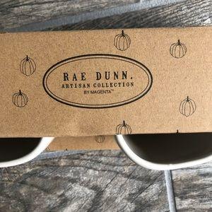 "Rae Dunn Kitchen - Rae Dunn ""Pumpkin Spice"" Mug Set"